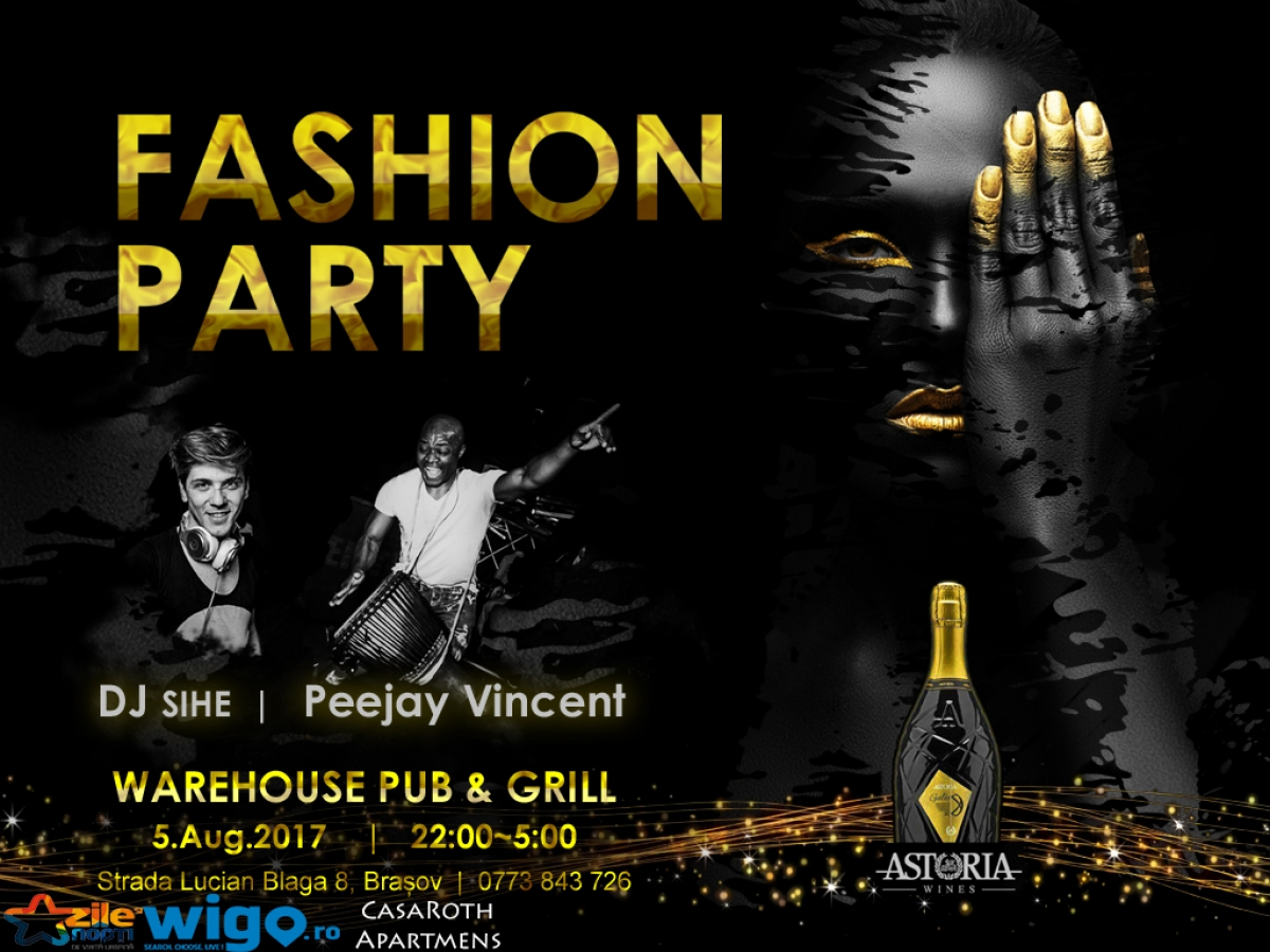 Fashion Party by PeeJayVincent & DjSihe