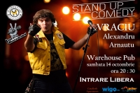 Stand-Up Comedy by Vraciu Alexandru Arnautu
