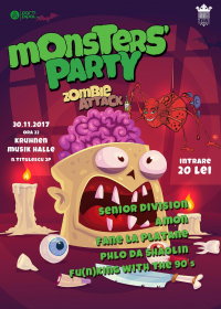 Monsters' Party - Zombie Attack