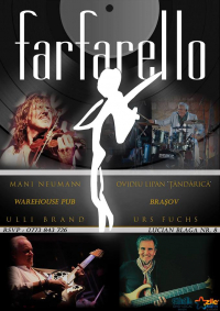 Farfarello & Lipan Tandarica at Warehouse Pub