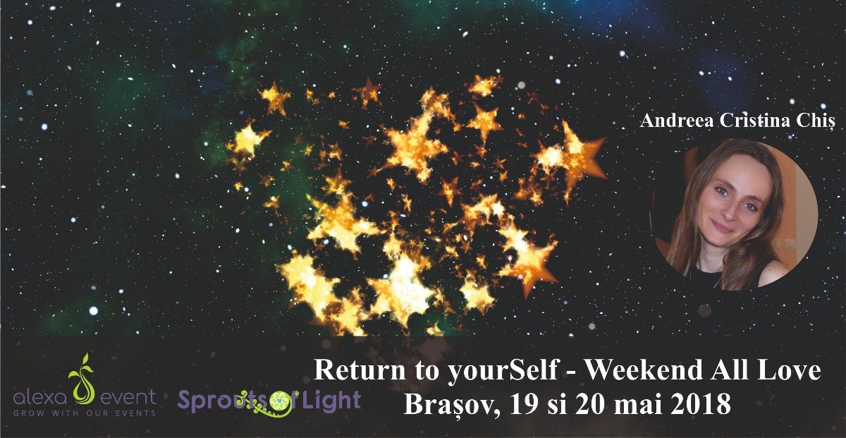 Workshop: Return to yourSelf – weekend All Love