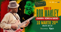 Tribute Bob Marley- Johnny King&Band