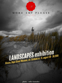 LANDSCAPES exhibition