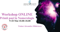 Workshop Online: Primii pasi in numerologie