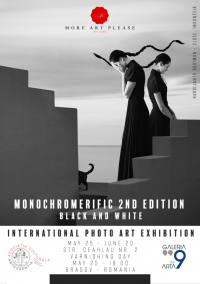 BLACK & WHITE international photo exhibition