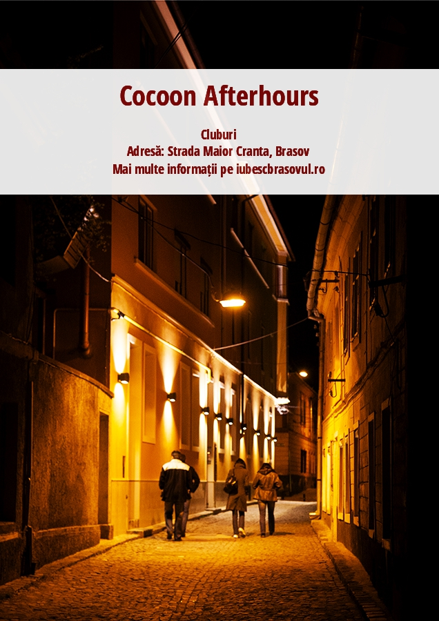 Cocoon Afterhours