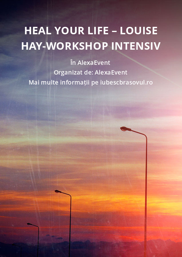 Heal Your Life – Louise Hay-Workshop Intensiv