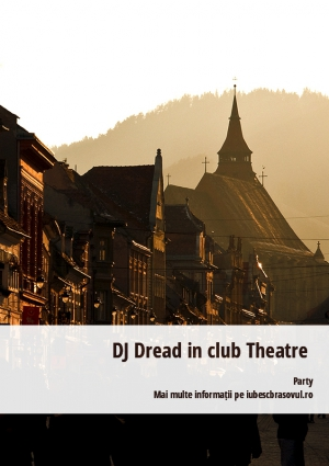 DJ Dread in club Theatre