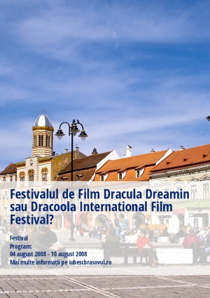 Festivalul de Film Dracula Dreamin sau Dracoola International Film Festival?