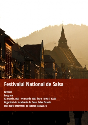 Festivalul National de Salsa