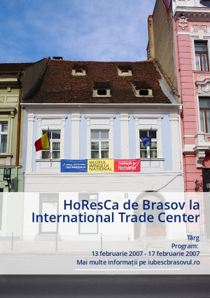 HoResCa de Brasov la International Trade Center