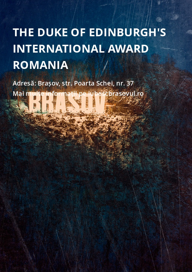 The Duke of Edinburgh's International Award Romania